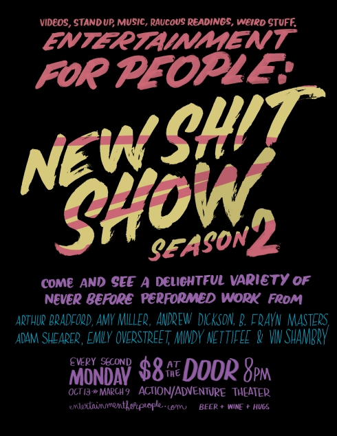 New Shit Show Season 2 Poster